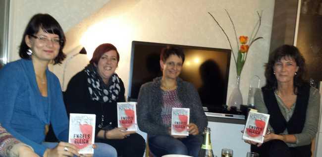Die Mädels mit Buch